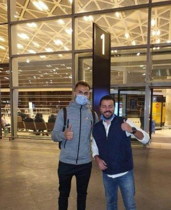 الحسين إربد يستقبل مدافعه الأرجنتيني
