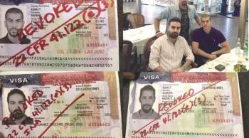 """منع 3 مواطنين كويتيين من دخول أميركا ..  وأُلغيت """"فيزهم"""""""
