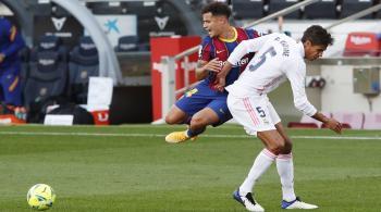 كشف مدة غياب فيليب كوتينيو عن برشلونة