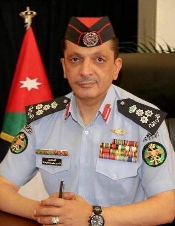 المعايطة مديرا لشرطة البلقاء والحجرات لشمال عمان