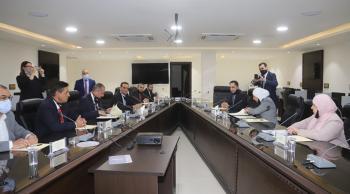 مذكرة تفاهم بين وزارة الداخلية ووحدة مكافحة غسل الأموال