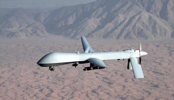 التحالف يعترض 3 طائرات دون طيار مفخخة كانت باتجاه السعودية