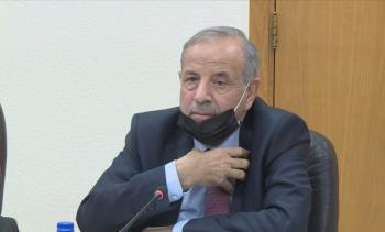 الوزير كريشان في جولة ميدانية لمحافظة اربد