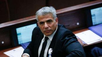 الرئيس الإسرائيلي يكلف منافس نتنياهو لابيد بتشكيل حكومة