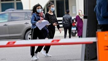 3 وفيات و1400 اصابة جديدة بفيروس كورونا في لبنان