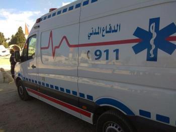 وفاة فتاة اثر حادث دهس في البحر الميت