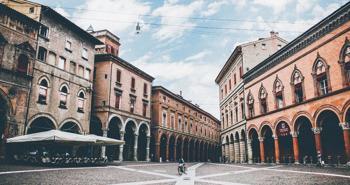 مدينة ليوناردو دافنشي المثالية في تصميم ثلاثي الأبعاد
