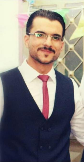 الدكتور عمرو اخو عميرة ..  مبارك التخرج