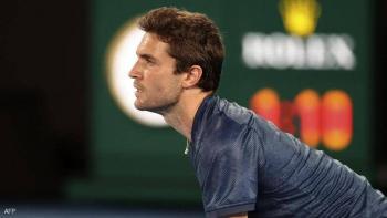 لاعب يتوقف عن التنس لأسباب غريبة