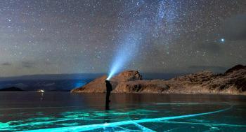رصد إشارات فضائية غامضة تتكرر كل 16 يوما