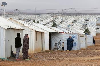 الحكومة تطلق خطة استجابتها للأزمة السورية لـ 3 أعوام