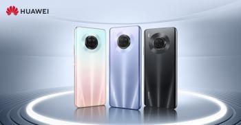 اطلاق Huawei Y9a بمواصفات عالية توازي فئة الهواتف الرائدة