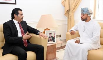 السفير القهيوي: العلاقات الأردنية العُمانية راسخة وتاريخية