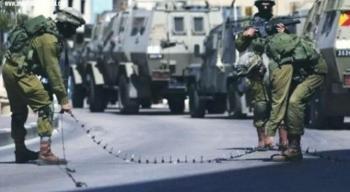 الاحتلال يعلن عن حصار شامل على الضفة الغربية وغزة
