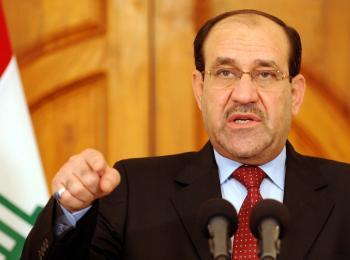 المالكي يتوعد بإلغاء الاتفاقيات المبرمة مع الأردن