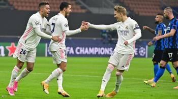ريال مدريد يعير نجم الدكة إلى أرسنال