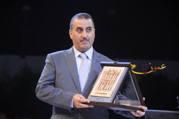 مهرجان الاردن للاعلام العربي يوزع جوائزه
