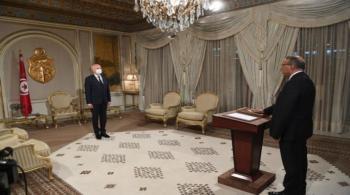 الرئيس التونسي يعين رضا غرسلاوي لإدارة وزارة الداخلية