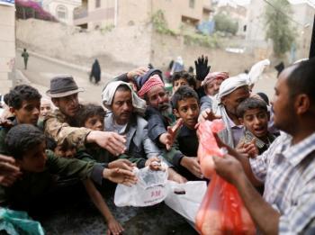 اليونيسيف تحذر من النقص الكبير في المساعدات الانسانية باليمن