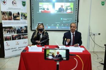 الشديفات يتحدث عن الكرامة في مركز خدمة المجتمع- الجامعة الأردنية