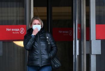 روسيا تفرض الإغلاق العام في 6 مناطق لارتفاع حصيلة كورونا