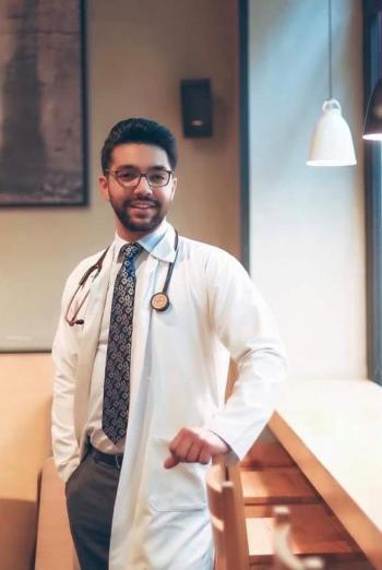 الدكتور زيد ضغيم الصناع .. مبارك التخرج