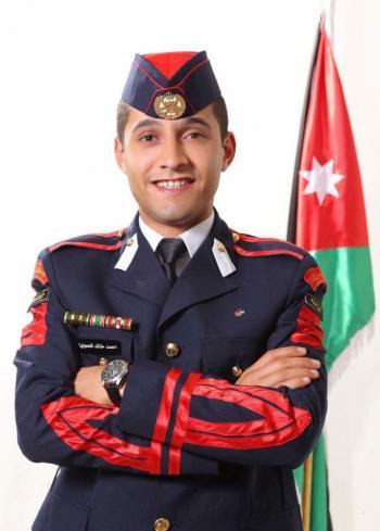أحمد الحجايا ..  مبارك التخرج