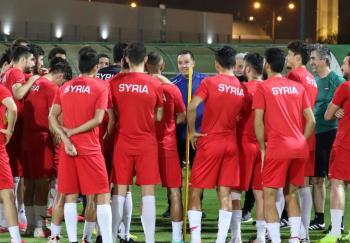نبيل معلول يودع المنتخب السوري: لن أنساكم
