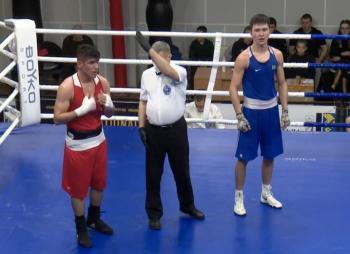 عشيش يتأهل لربع نهائي بطولة أوكرانيا للملاكمة