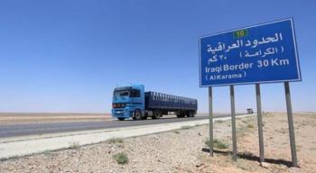 الأشغال: 300 مليون دينار كلفة اعادة تأهيل طريق بغداد الدولي
