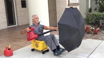 فيديو رجل فلوريدا يشعل الإنترنت