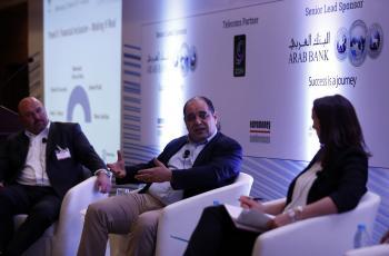 زين راعي الاتصالات الحصري لمؤتمر يوروموني الأردن