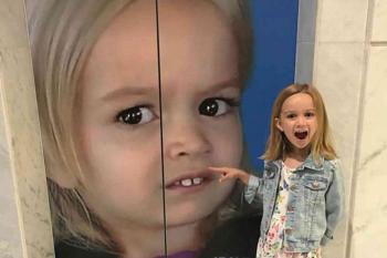 شركة مقرها دبي تشتري صورة ميم النظرة الجانبية بـ 74 ألف دولار