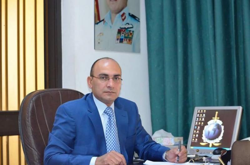 العقيد الدكتور ظفار المعايطة