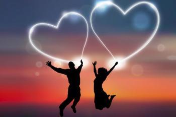 دراسة: الحب يتسبب في زيادة الوزن