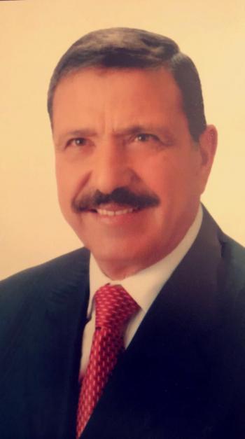 احمد سلامة اللوزي يخوض الانتخابات عن الخامسة