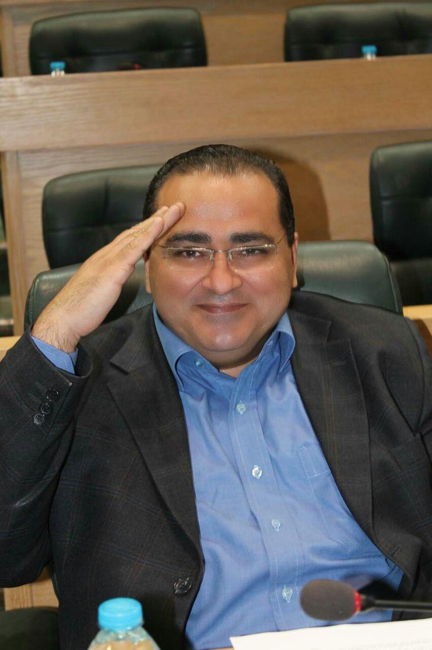المهندس عامر البشير