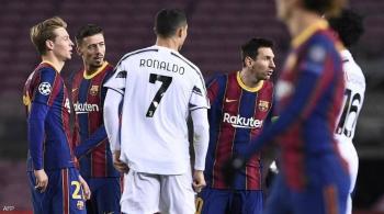 صفقة العمر ..  تفاصيل خطة برشلونة للتعاقد مع رونالدو