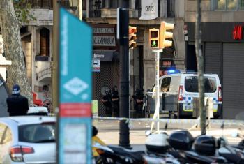 جنسيات ضحايا هجمات الدهس في برشلونة