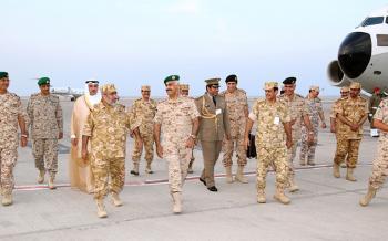 اجتماع لهيئة أركان التعاون الخليجي بمشاركة الأردن ومصر وأمريكا