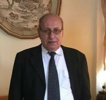 الطبيب محمد عبيدات يلتحق بقافلة شهداء الجيش الابيض