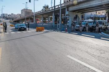 الجيش ينتشر على مداخل ومخارج المحافظات (صور)
