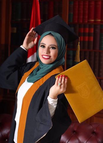 سما ناصر ..  مبارك التخرج