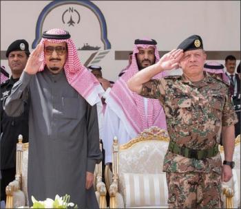 أردنيون يشهرون لجنة شعبية لمساندة السعودية