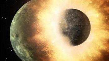 كوارث مخيفة وسيناريو مرعب ..  لو اقترب القمر من الأرض