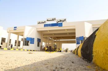 الأردن يقرر إعادة فتح مركز حدود جابر مع سوريا