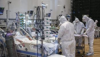 12 وفاة و1182 إصابة جديدة بكورونا لدى الاحتلال الإسرائيلي