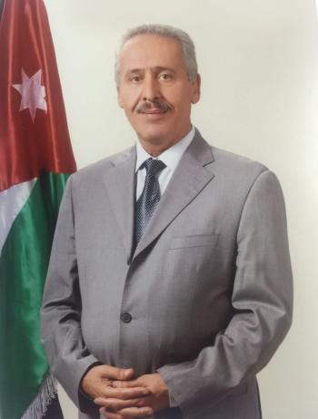 دعم ومؤازرة لـ حكم الفاعوري في الانتخابات
