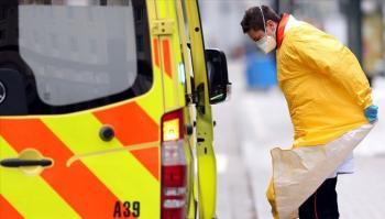 بلجيكا: 3 حالات وفاة و673 اصابة جديدة بفيروس كورونا