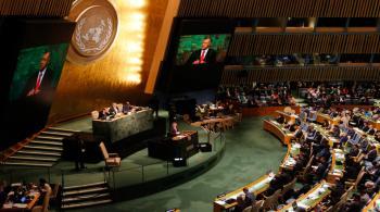الملك يلقي كلمة في الأمم المتحدة الأربعاء